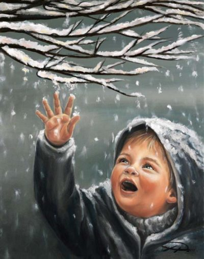 Snow Catcher - Tanya Jean Peterson