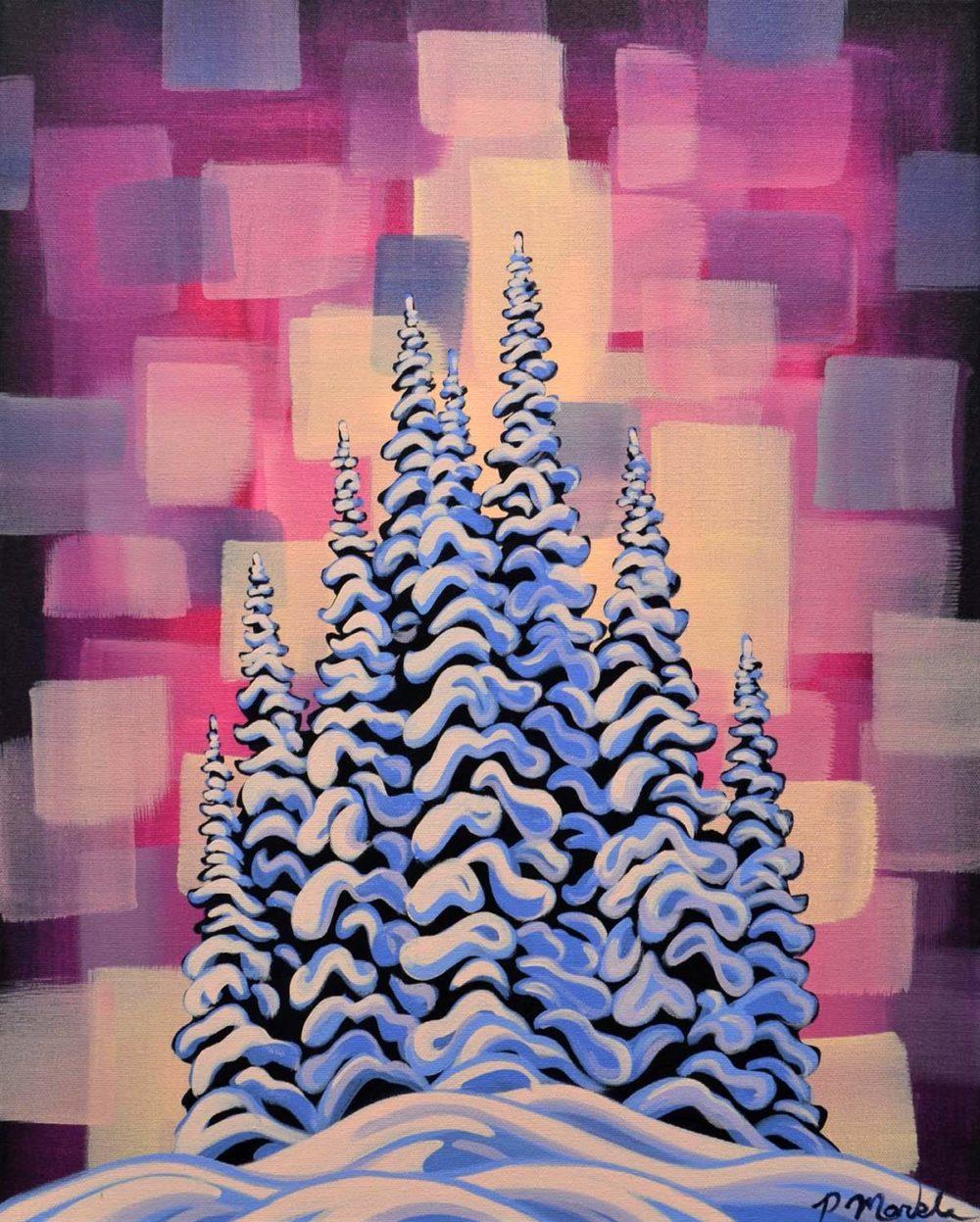 Snow Ghosts - Patrick Markle