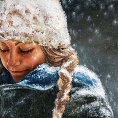 Snow Shower - Tanya Jean Peterson
