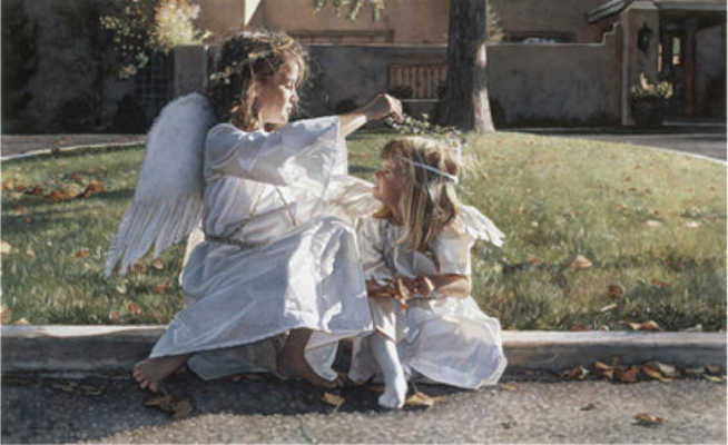 Someone To Watch Over Me Steve Hanks