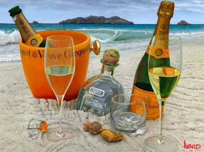 Somewhere on a Beach - Thomas Arvid