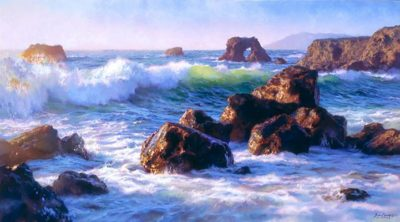 Sonoma Surf June Carey