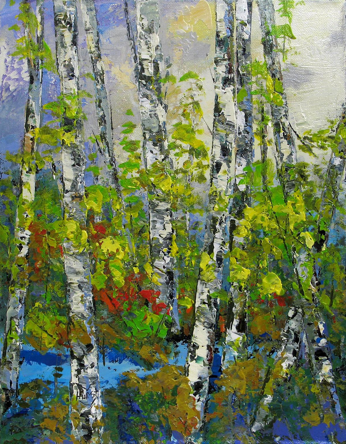 Sound of Silence - Marilyn Hurst