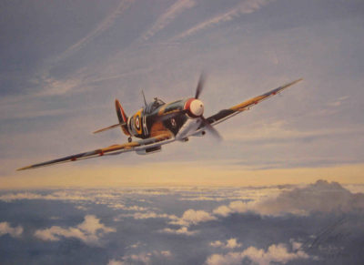 Spitfire VB Robert Bailey