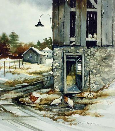 Spring Chickens - Trisha Romance