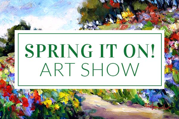 Spring It On Art Show - Tile