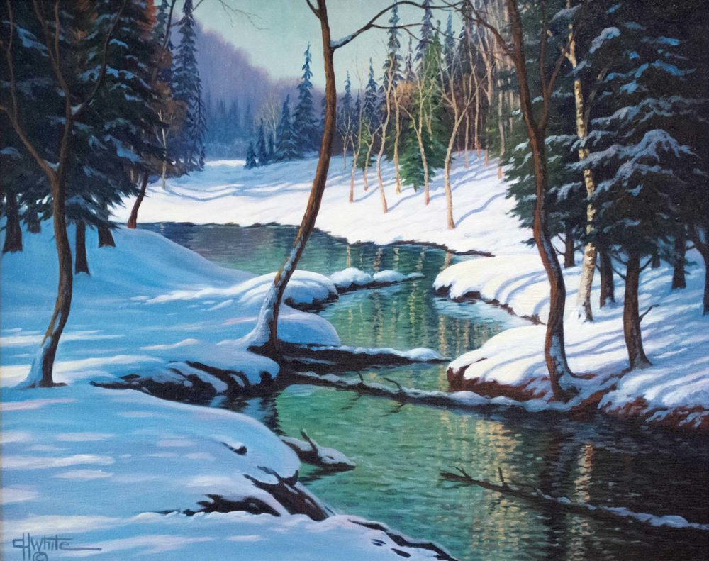 Spring Thaw - Charles White