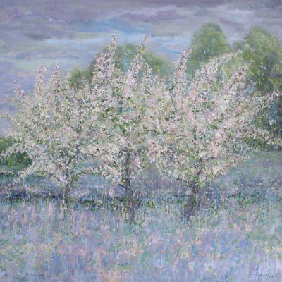 Spring in the Glen - Fiona Hoop
