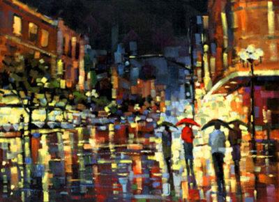 Stacatto Rain Michael Flohr