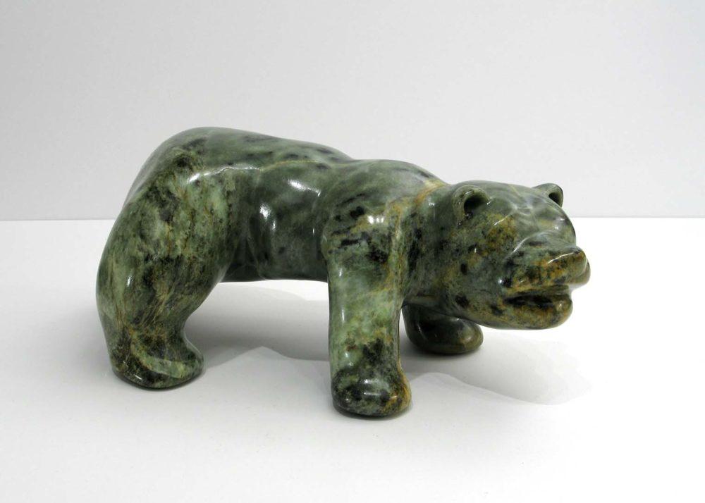 Standing Bear - Blue - Jim Flaman