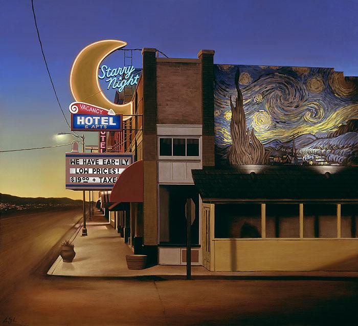 Starry Night Hotel – Ben Steele