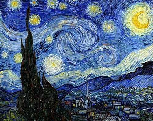 Starry Night - Van Gogh - Seminars