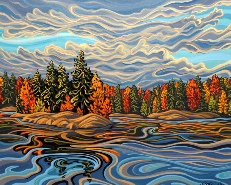 Stoney Lake - Patrick Markle