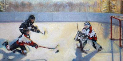 Stop that Puck! - Michelle Murray