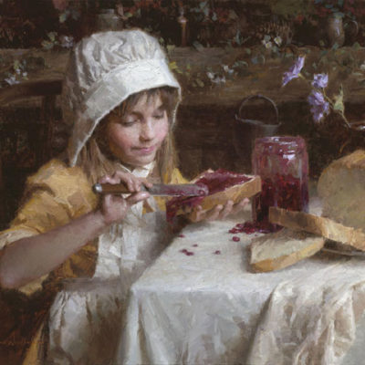 Strawberry Jam Morgan Weistling
