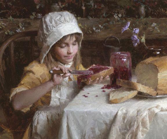 Strawberry Jam Morgan Weistling