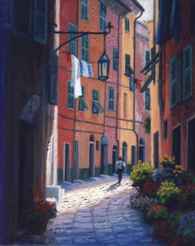 Street Light Charles White
