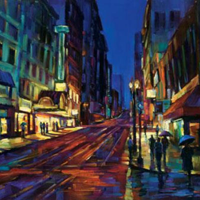 Streets Of Gold Michael Flohr