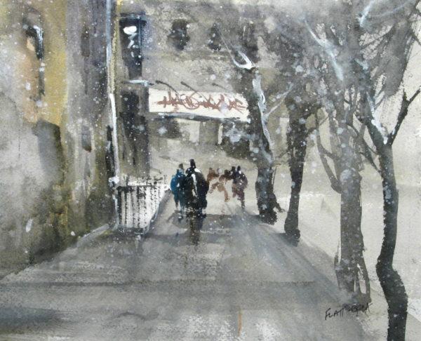 Stroll The Promenade Graham Flatt