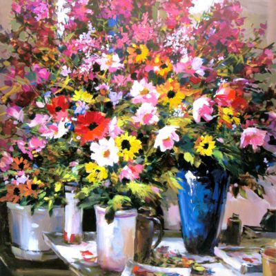 Studio Flowers - Brent Heighton