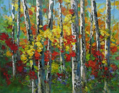 Study for Fall - Marilyn Hurst