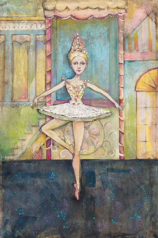 Sugarplum Dancing - Cassandra Christensen Barney