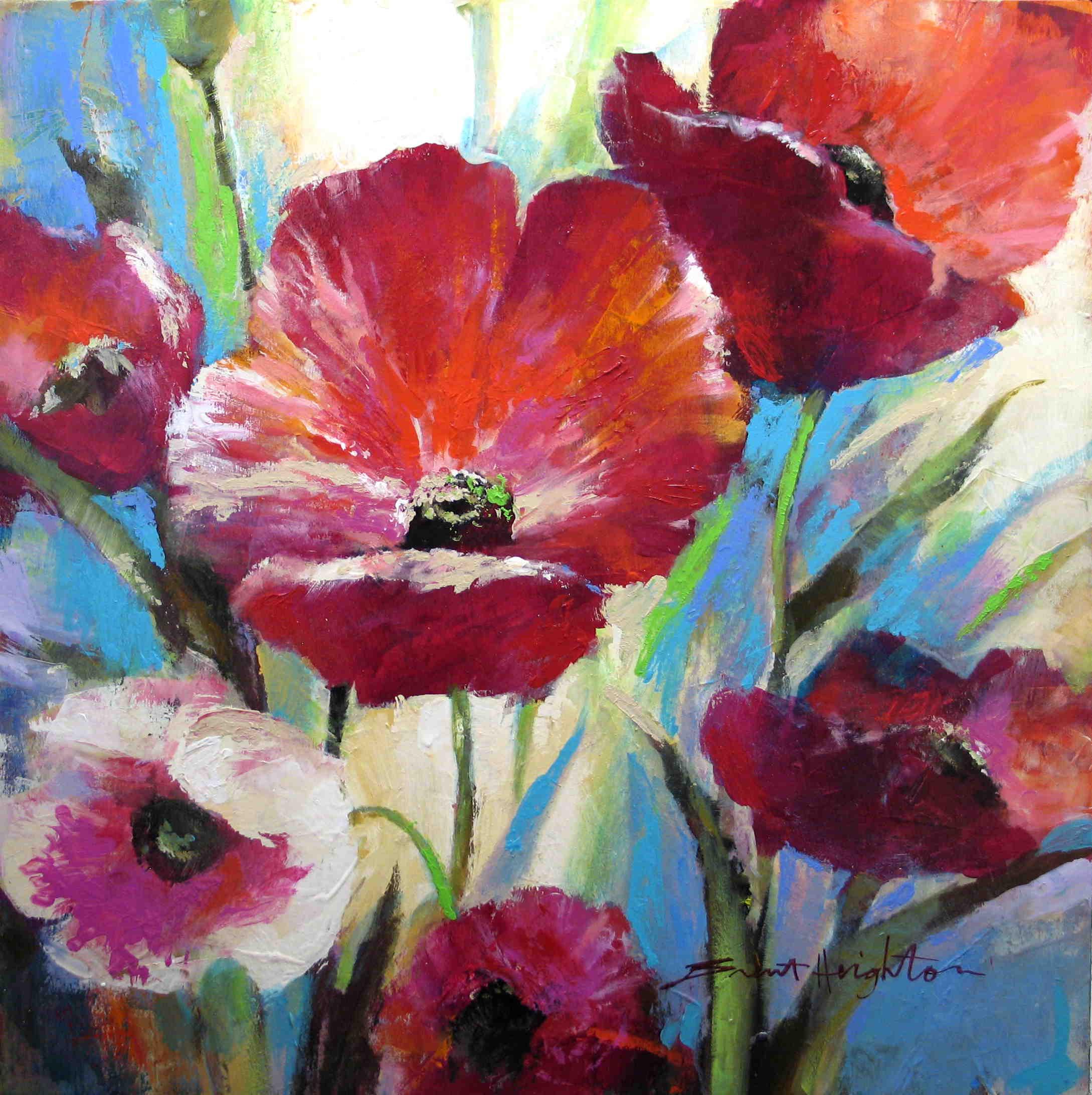 Summer Flowers 1 Brent Heighton