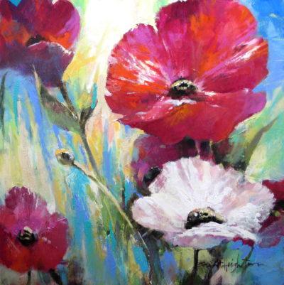 Summer Flowers 2 Brent Heighton