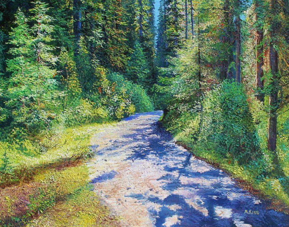 Summer Hike - Andrew Kiss