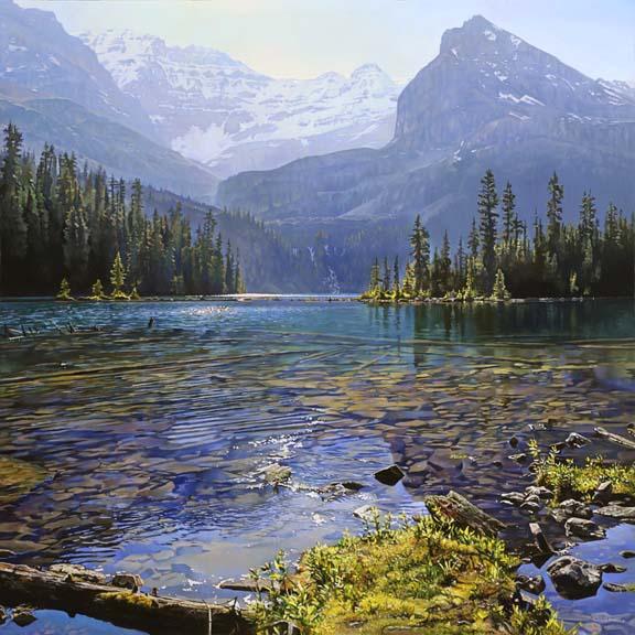 Summer Lagoon - Richard Mravik