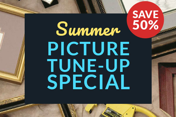 Summer Picture Tune-Up Special Tile