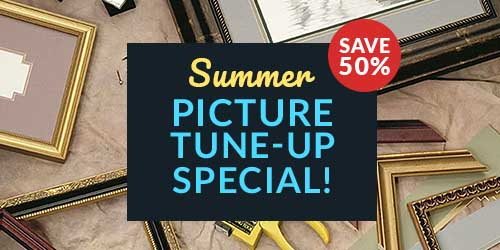 Summer Picture Tune-up Special - Carousel Slide