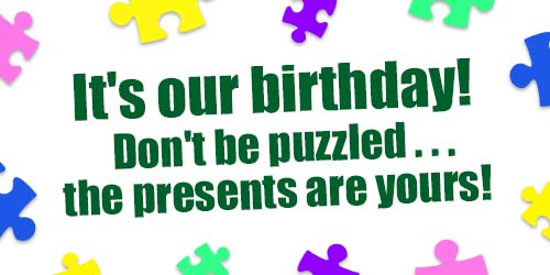 Summer Puzzle Contest - Carousel Slide