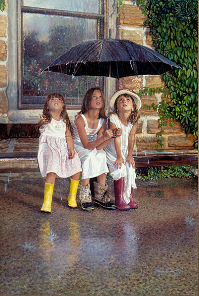 Summer Rain Steve Hanks