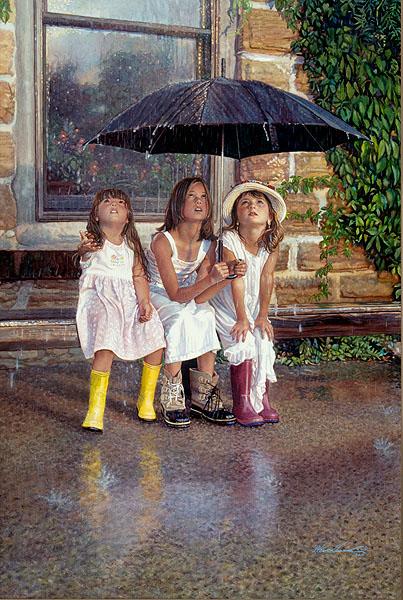 Summer Rain Steve Hanks