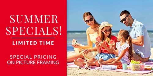 Summer Specials - Carousel Slide