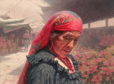 Sunday is Market Day - Scott Tallman Powers