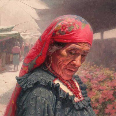Sunday is Market Day - Scott Tallman Powers