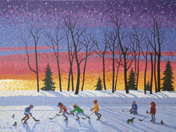 Sundown and Stars - Bill Brownridge