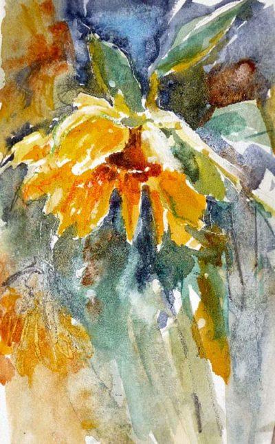 Sunflower - Audrey Pfannmuller