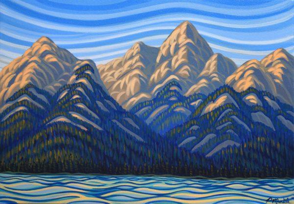 Sunny Day, Jasper - Patrick Markle