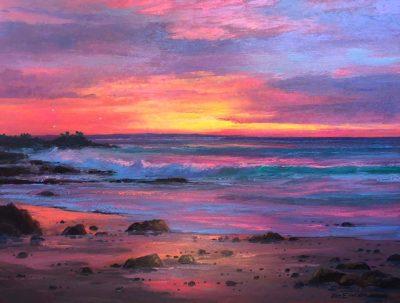 Sunset Flight - Jonn Einerssen