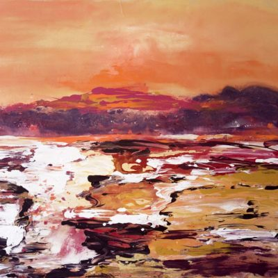 Sunset - Joan Hill