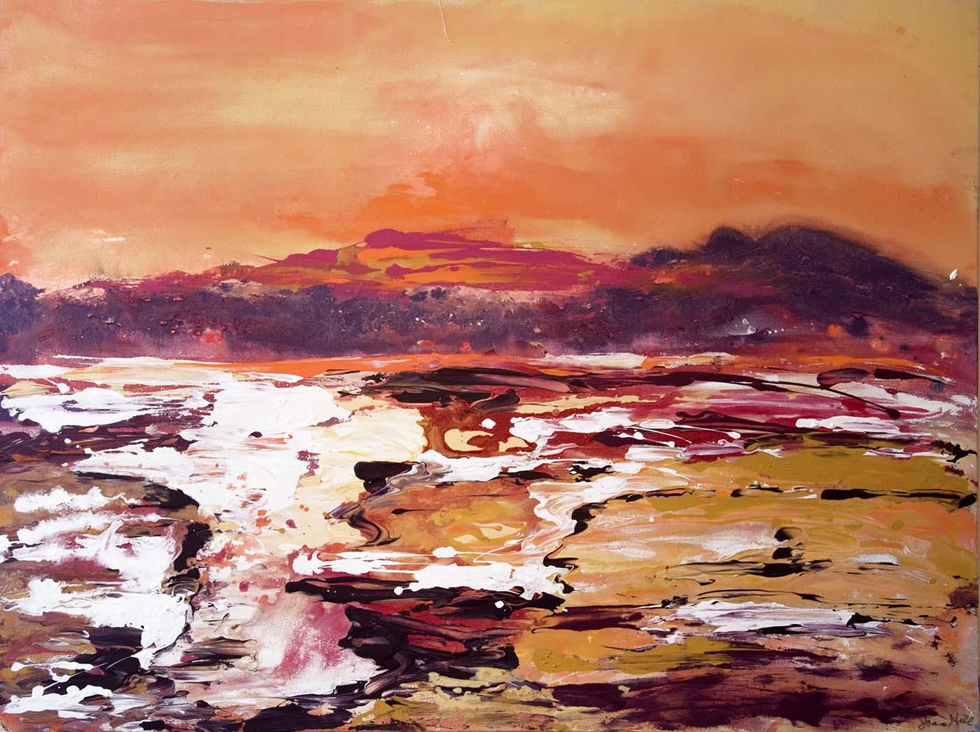 Sunset - Joan Hill