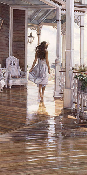 Sunshine After The Rain Steve Hanks