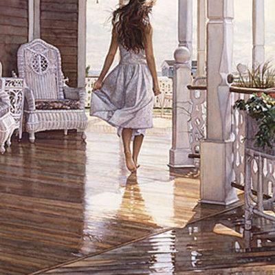 Sunshine After The Rain Steve Hanks