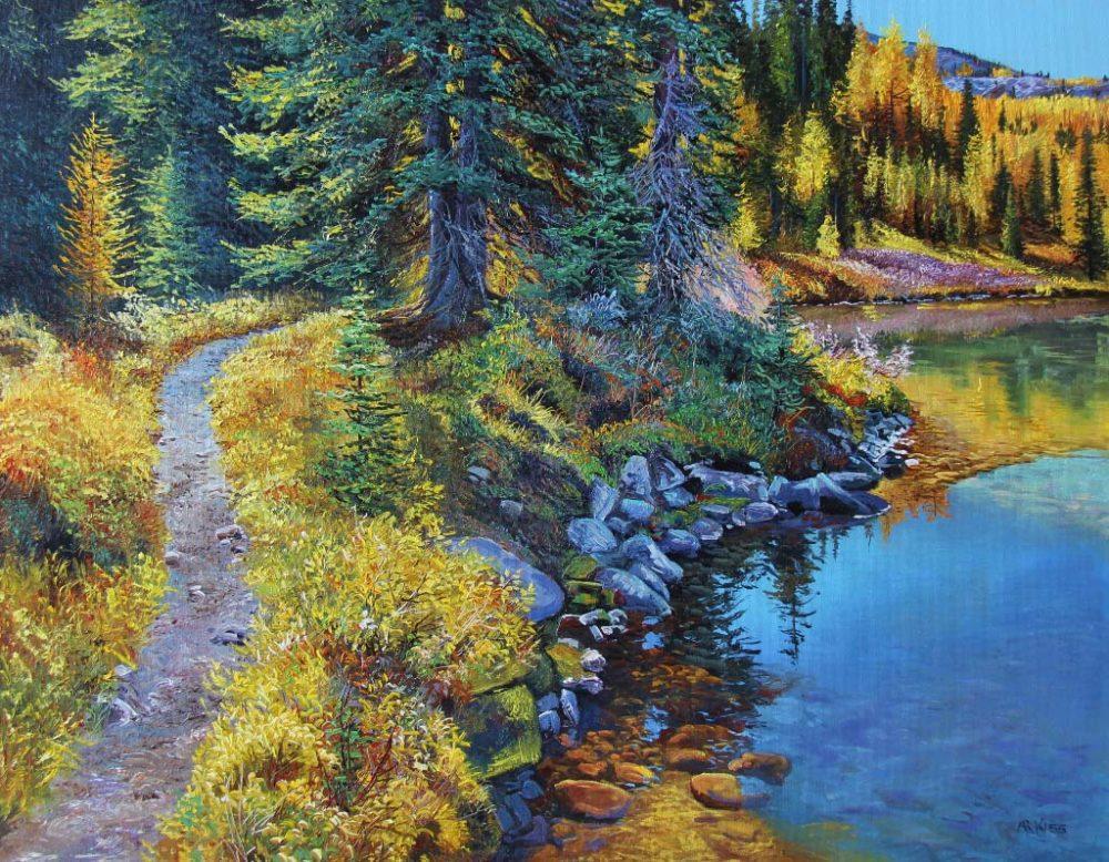 Sunshine Trail - Andrew Kiss