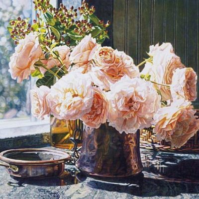 Susans Roses Eric Christensen