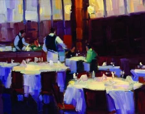 Table For Two Michael Flohr