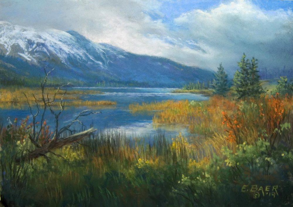 Talbot Lake, Jasper, AB - Elsie Baer